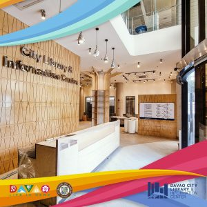 As we get closer to an opening date, we thought you'd like a sneak peek of the new Davao City Library & Information Center.